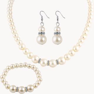 Set Renesance Pearl-Str./Biela