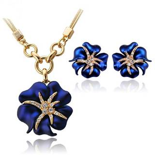 Set Starfish-Modrá