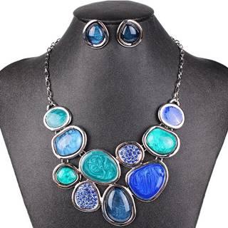 Set Stone Consort-Modrá