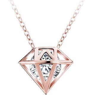Náhrdelník Diamanto-Zlatá
