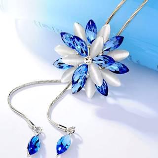 Náhrdelník Stern-Modrá