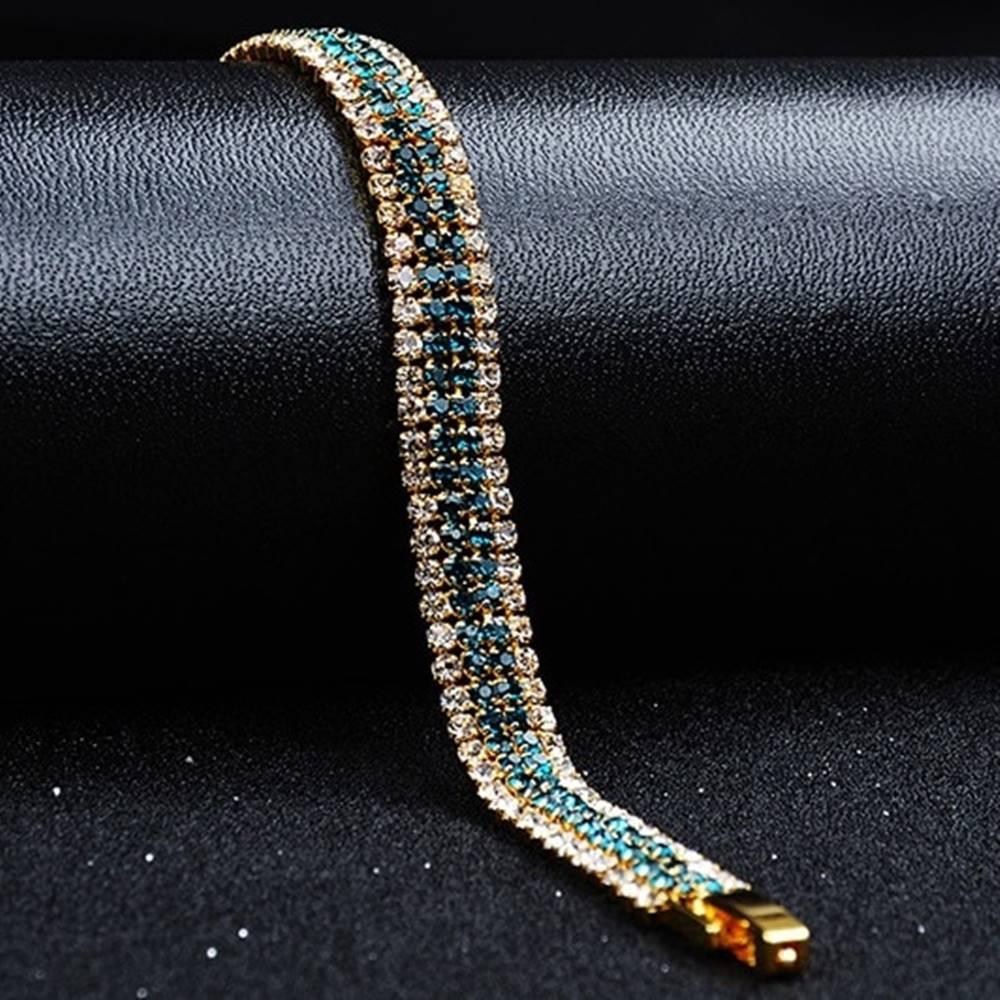 Izmael Náramok Serpent-Zelená