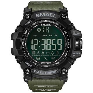 Hodinky SMAEL EXTRA-Zelená/Čierna
